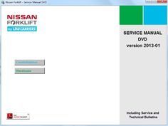 (95.00$)  Watch more here - http://aix3n.worlditems.win/all/product.php?id=32754163398 -  ForkLift Service Manual 11-2013 For nissan