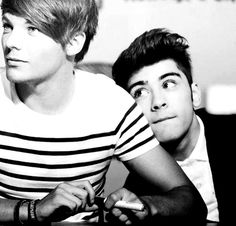 Zouis is too adorable