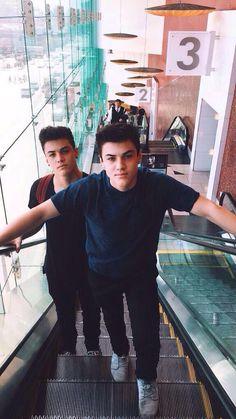The Dolan Twins!!
