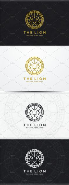 Lion Logo, Font Names, Club Design, Text Color, Logo Templates, Logos, Logo