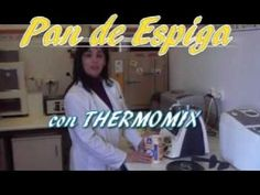 Pan de Espiga con thermomix HARIMSA