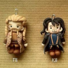 Brotherhood (Fili and Kili from The Hobbit)
