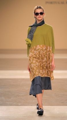 TM COLLECTION : COLLECTIONS : SECONDSKIN : CATWALK