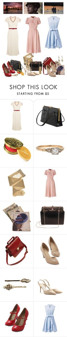 """""""Vintage Soul #2"""" by giovanna1995 ❤ liked on Polyvore featuring L'Wren Scott, Marc by Marc Jacobs, Judith Leiber, Johnny Loves Rosie, Jimmy Choo, Chicwish and vintage"""