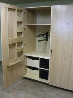 Tack Locker I need this is my bedroom seeing as there's two saddles, half a dozen bridles, etc laying around....