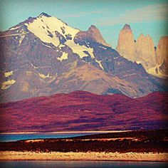 """""""National park in Chilean Patagonia"""