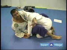 Brazilian Jiu Jitsu for Beginners : Kimura Move in Brazilian Jiu-Jitsu