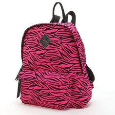 Candie's® susie zebra backpack $29.99
