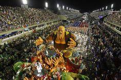 Carnaval — Rio de Janeiro, Brazil