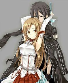 SAO - Kirito & Asuna