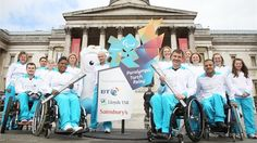 'Enjoying The Hi-5's of Autism - A Family Experience' awaits the 2012 Paralympics, occurring after the London Olympics.