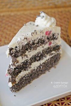 Vanilla Cake, Cookie Recipes, Fondant, Birthday Cake, Sweets, Cookies, Poppy, Food, Cake Ideas