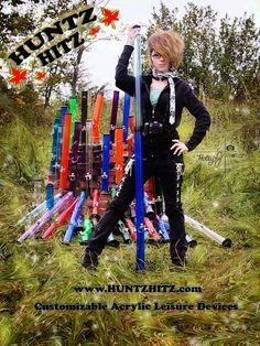 Stick for Huntz Hitz! Water Bongs, Model, Scale Model, Models, Mockup