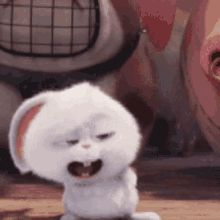 The perfect Laughing Rabbit Animated GIF for your conversation. Discover and Share the best GIFs on Tenor. Funny Cartoon Gifs, Cute Cartoon Pictures, Cartoon Pics, Cute Bunny Cartoon, Cute Love Cartoons, Snowball Rabbit, Gif Mignon, Hd Cute Wallpapers, Cartoon Mignon
