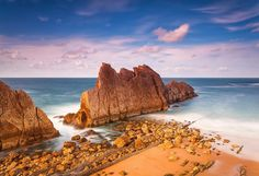 Playa de Arnia @ Liencres - Cantabria (Spain) by Eric Rousset on 500px