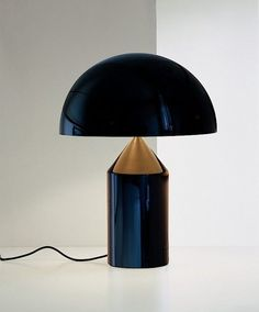 Vico Magistretti - Table Lamp Atollo 233 for Oluce (1977) #TableLamp