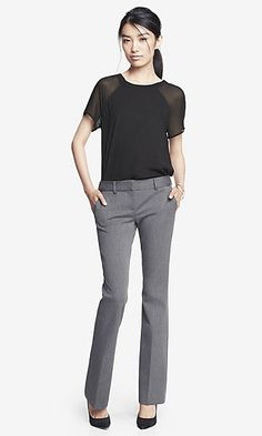 Womenu0027s Dress Pants: Editor, Columnist Slacks for Women | EXPRESS