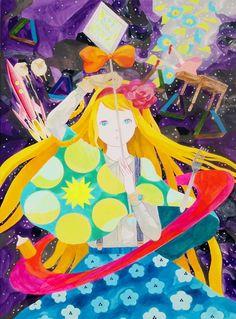Yuki Takahashi, kawaii Magical Girls: Art Inspired by Shōjo Manga