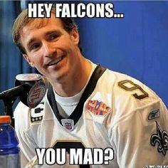 Atlanta Falcons lose to New Orleans Saints, funny memes - Rolling Out Nfl Jokes, Football Memes, Nfl Football, Nfl Sports, Football Season, Lost Memes, Cowboys Win, Dallas Cowboys, Nfl Fantasy Football