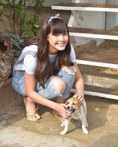 Mark Prin, Overalls Women, Thai Drama, Korean Music, My Sunshine, Pet Birds, Cute Girls, Actresses, Celebrities