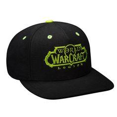 WoW Legion Darkness Snapback Hat