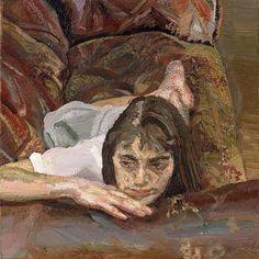 Lucian Freud - Ester