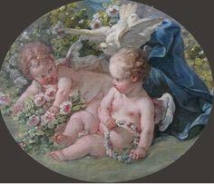 French cherubs
