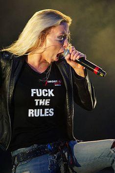 Angela Gossow, The Agonist, Rock Y Metal, Heavy Metal Girl, Alissa White, Air Festival, Arch Enemy, Metalhead, Rock Music
