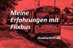 Du planst eine Fahrt mit dem Fernbus und suchst Flixbus Erfahrungen? Lies hier…