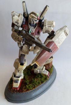 Gundam Mk. II Diorama Album - Album on Imgur