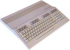 Commodore 128.  We had one of these growing up.