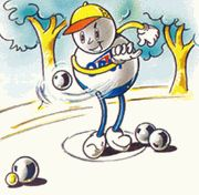 Pétanque - The Game & Rules: English translation