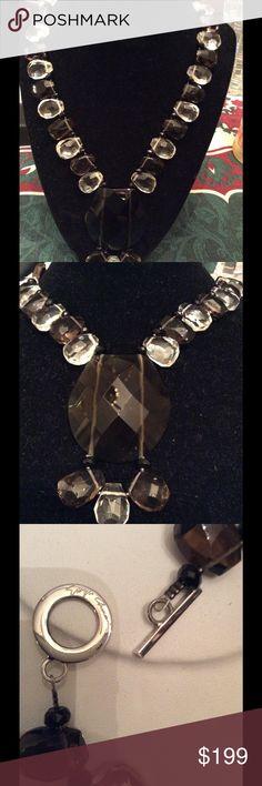 Gorgeous Georgio Armani Statement Necklace Brand New Beauty! Georgio Armani Jewelry Necklaces