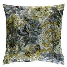Forsyth Celadon Throw Pillow
