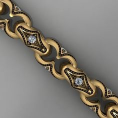 print model bracelet chain bracelet bracelets chain gold, available in STL, ready for animation and other projects Bracelets For Men, Jewelry Bracelets, Gents Bracelet, Gold Link Bracelet, Gold Jewelry Simple, Gold Chains For Men, Jewelry Model, Bangle Set, Stone Jewelry