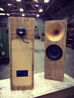 Fern & Roby's tower speaker