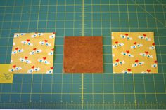 I wouldn't use felt unless it was pre-washed in my machine - could use a delicates bag to keep it away from the rest of the laundry.  But what if the finished coaster gets dirty, you would want to be able to toss it into the washer - just don't put in the dryerMiss Make: Tutorial: How to Make Fabric Coasters