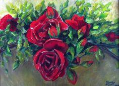 Rózsáim Anna, Painting, Painting Art, Paintings, Drawings