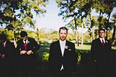 Dominique & Brian's Northgate Country Club Wedding! Photo: Joseph West Photography #wedding #groom #groomsmen