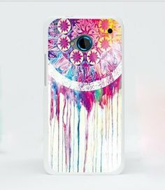 Personalized Dream Catcher  HTC One M7 case -includes screen protector and cleaning cloth