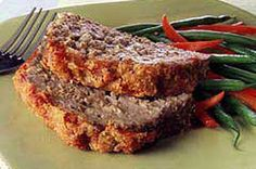 I make this meatloaf a lot.  It's always a favorite.  I precook the onions and most people can't even tell their there.