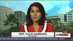 Tulsi Gabbard on Meet the Press Daily:  Need to focus on the right missi...