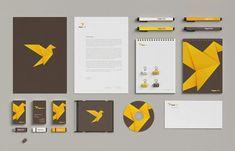 Lingua Viva - Language School Rebranding by Necon - Branding Inspiration