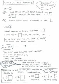 Student support booklet Planning Outcome page 4
