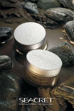 SEACRET's Mineral-Rich Clarifying MudMask! The Dead Sea black mineral mud contains an extremely high concentration of minerals, scientifically proven to be essential in the maintenance of healthy skin. GREAT for Acne sufferers! http://www.seacretdirect.com/Codebreaker