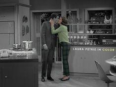 Laura Petrie in Color The Dick Van Dyke Show