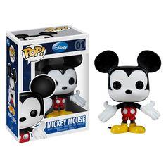 Disney POP Mickey Mouse Vinyl Figure