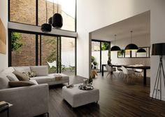 deco salon design minimaliste