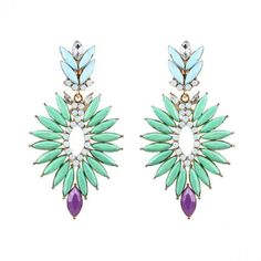 Spiked Punch Earrings