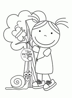 Bunch of heart balloons | Coloring Pages | Coloring pages, Heart ...